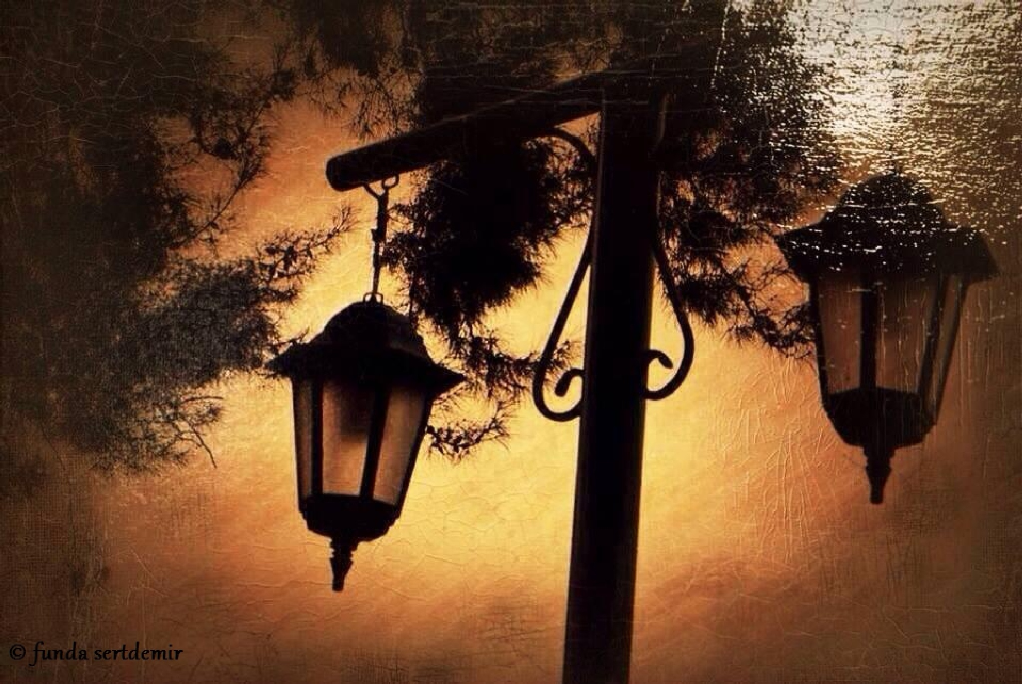 Streetlights by TC Funda Sertdemir