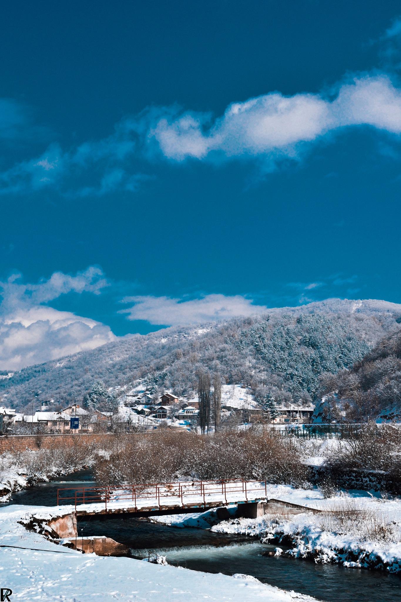 Winter in Kriva Palanka, Macedonia (13) by Robert Krstevski