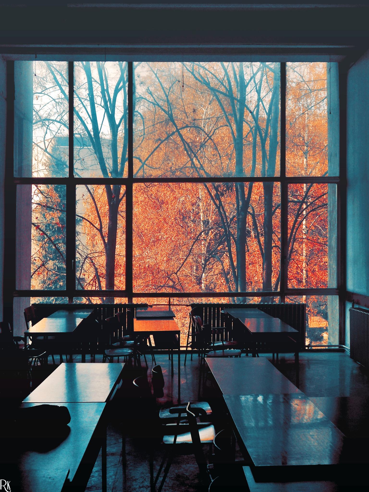 Classroom by Robert Krstevski