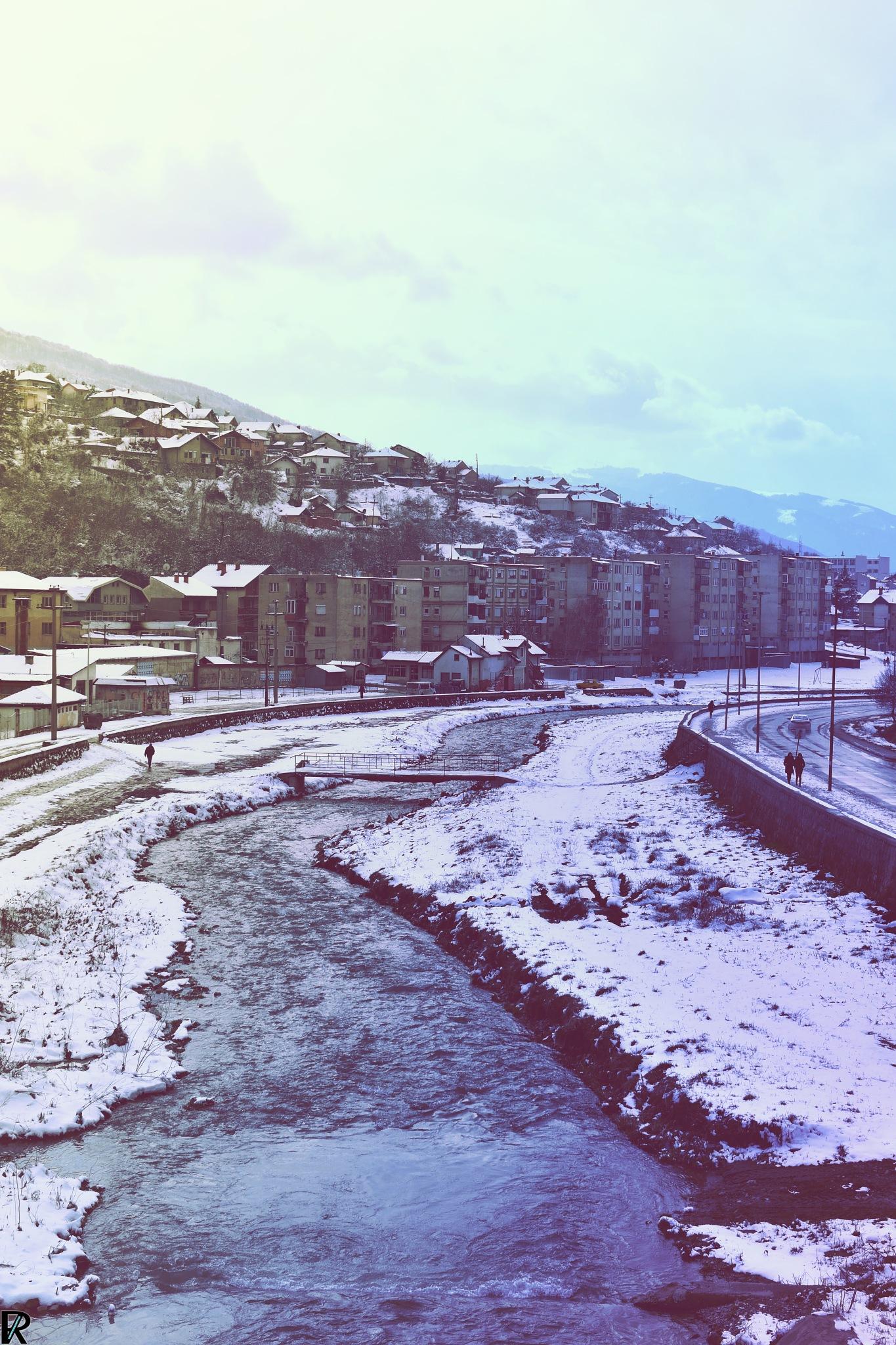 Winter in Kriva Palanka, Macedonia (14) by Robert Krstevski