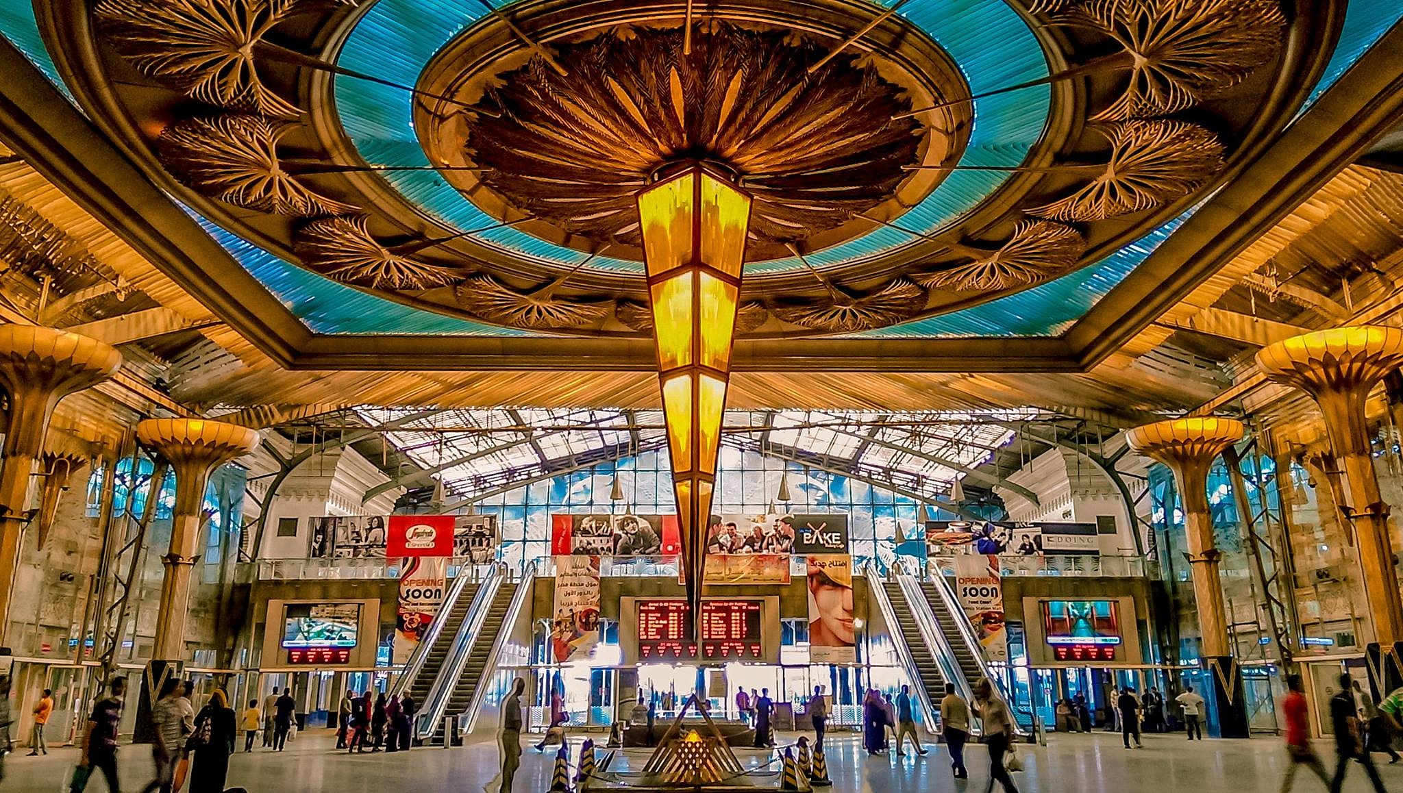 Cairo Station ... EGYPT by Mhmd Gamal