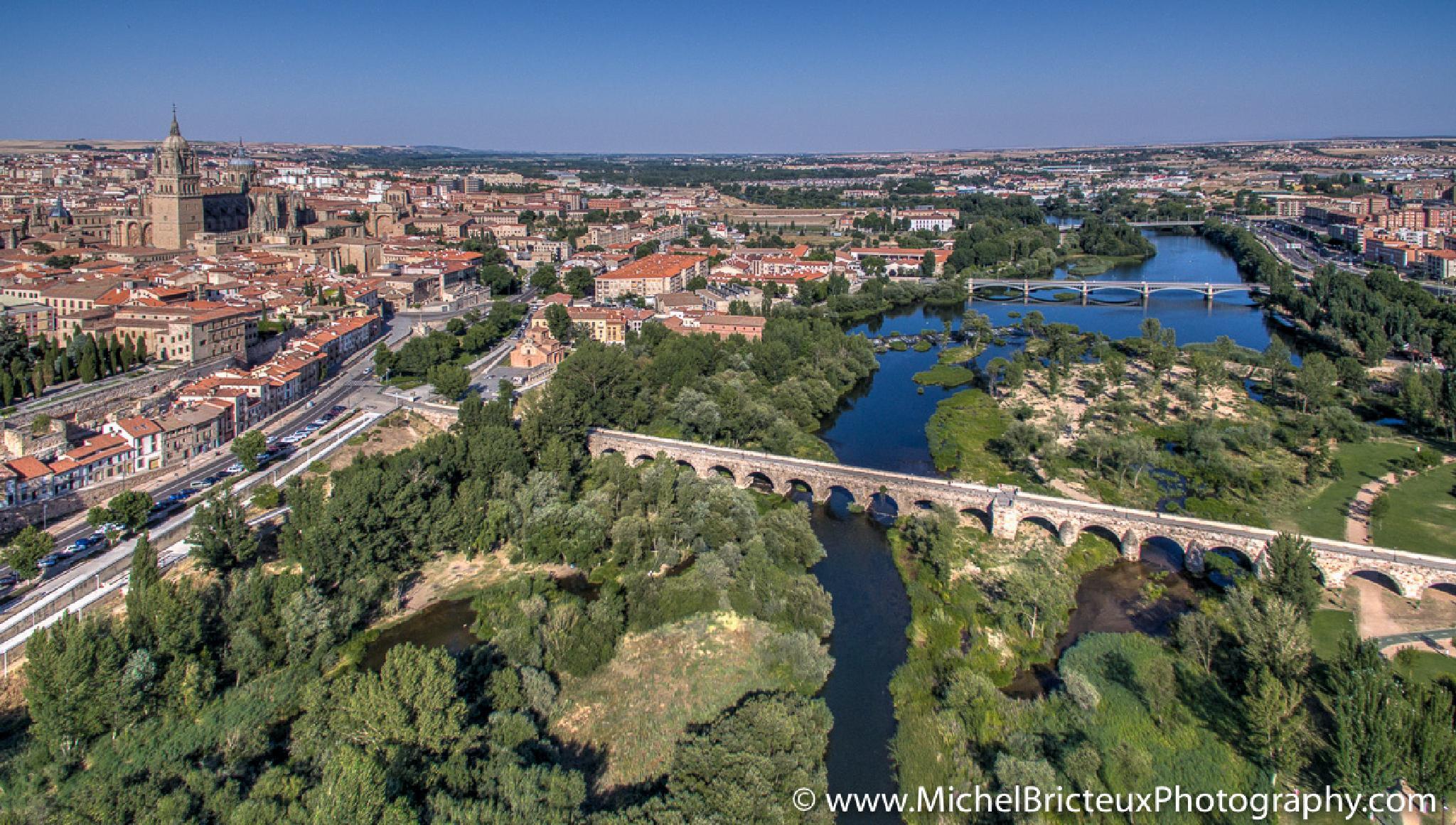 Salamanca II, Spain by Michel Bricteux