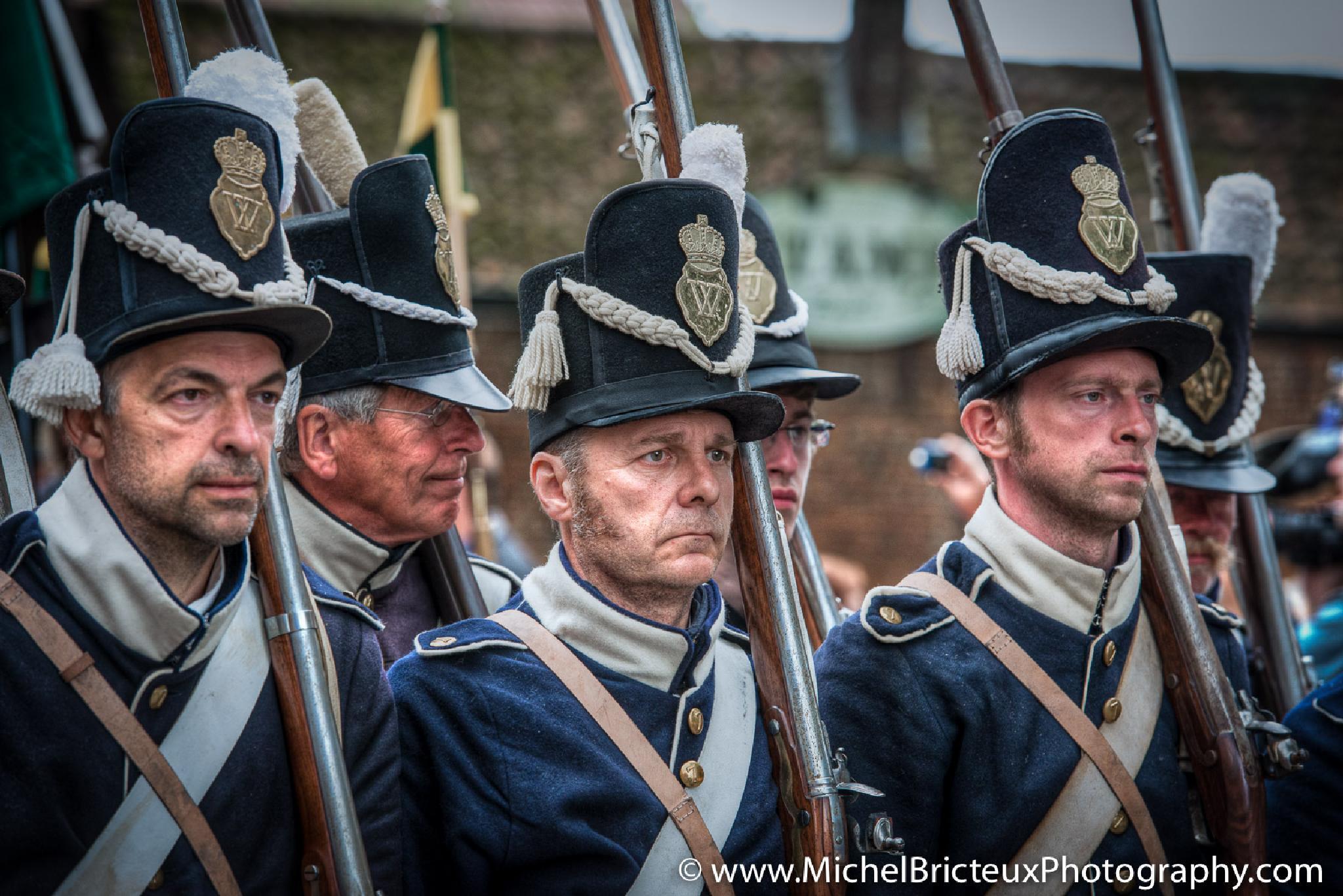 Waterloo 2015 II by Michel Bricteux