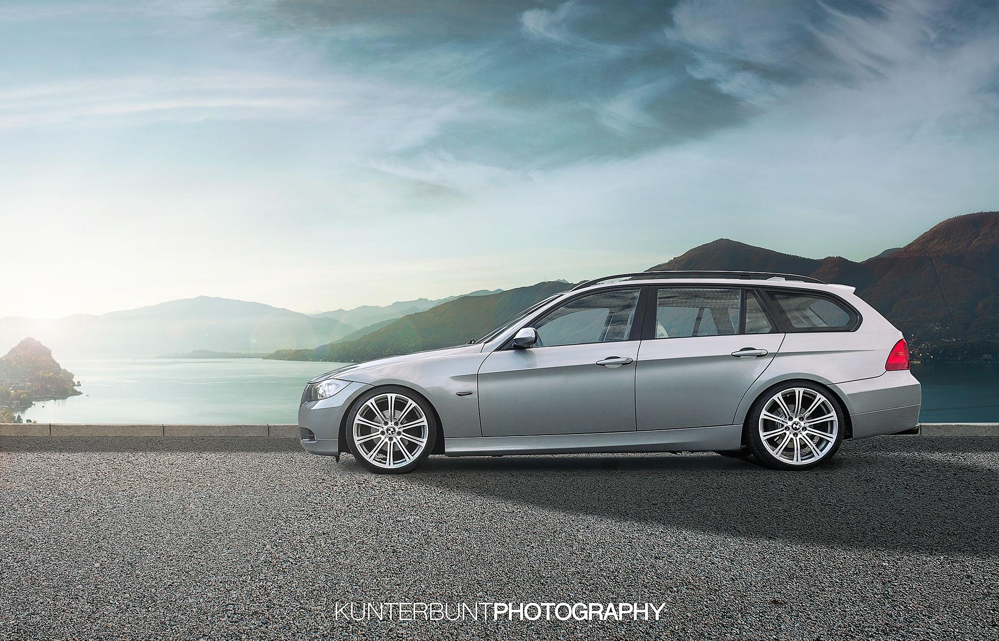 BMW 3 Series by Daniel Dinnebier