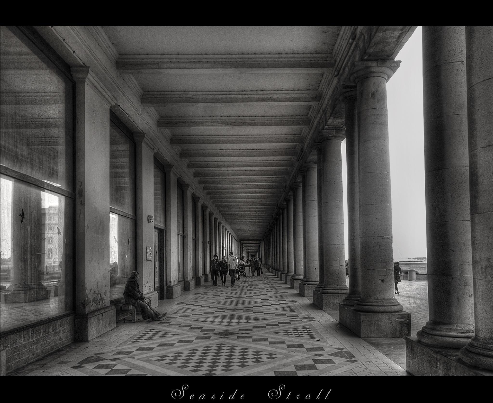 - Seaside stroll -  by NathalImage