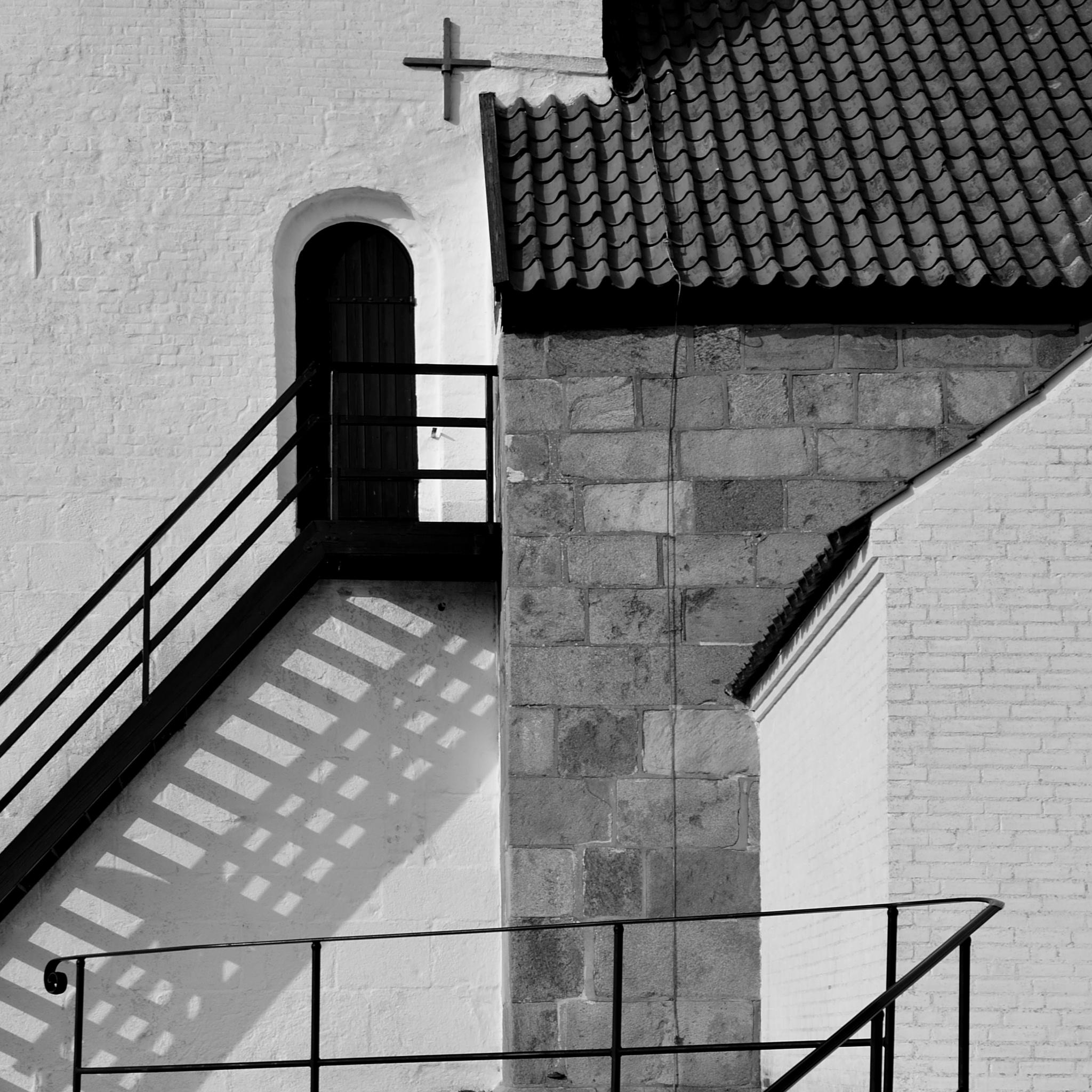 Church by Poul-Erik Riis