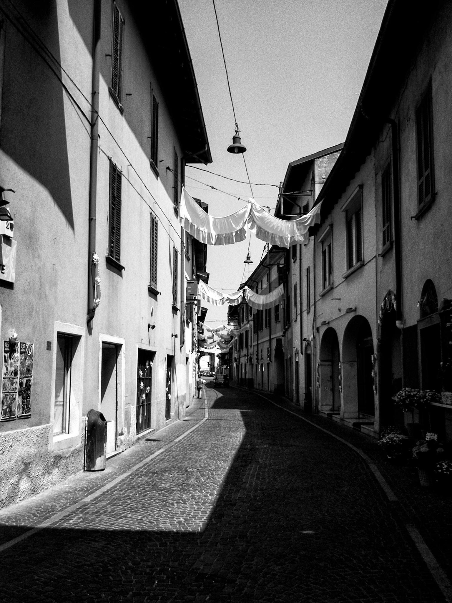 Sun & Shadow by Nazzareno Gritti