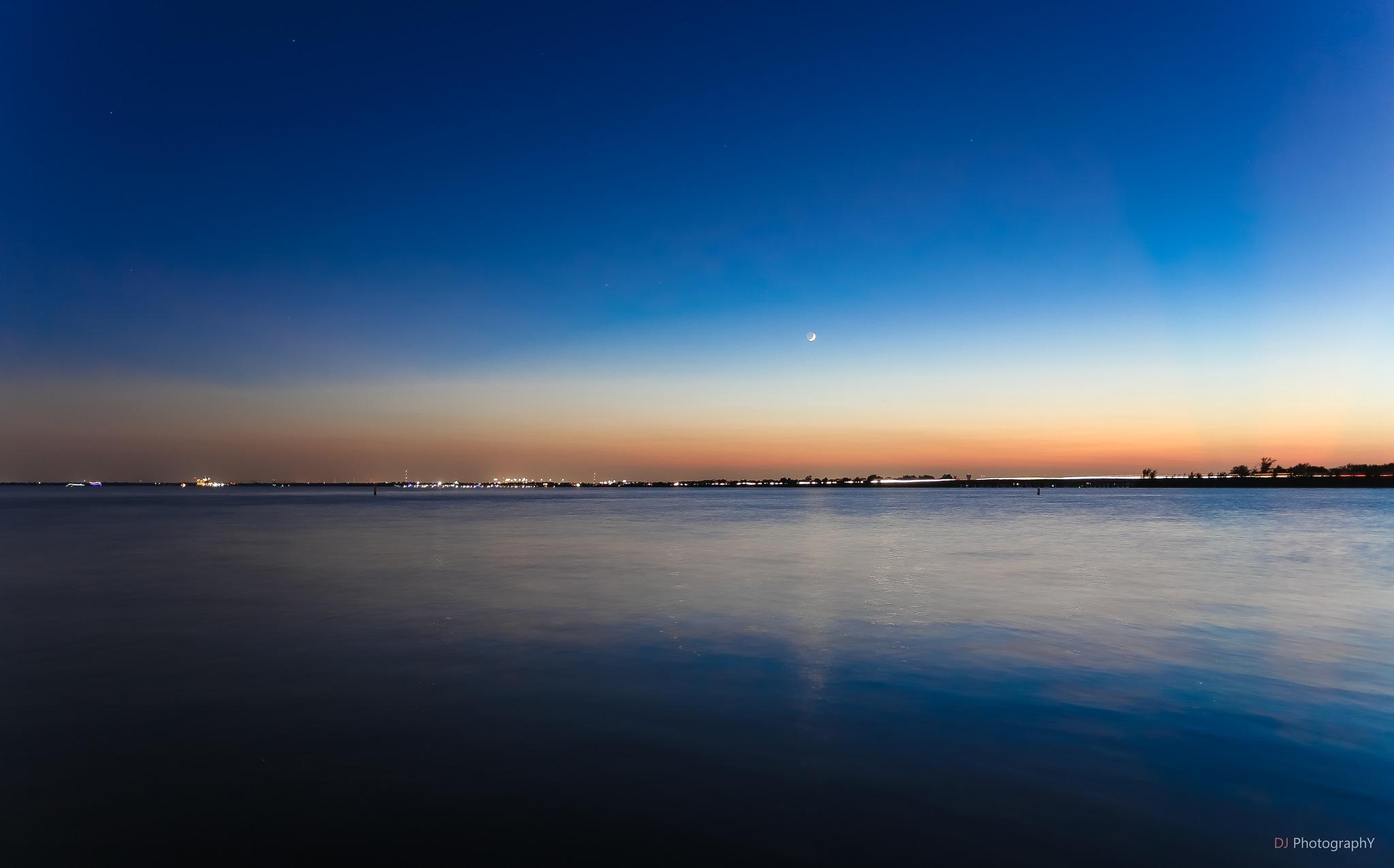 White rock lake -Dallas by Dinesh kumar Jayapal