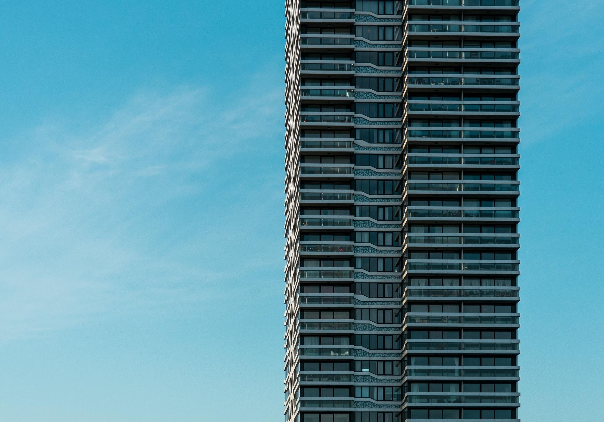 New Babylon tower by DavidZisky