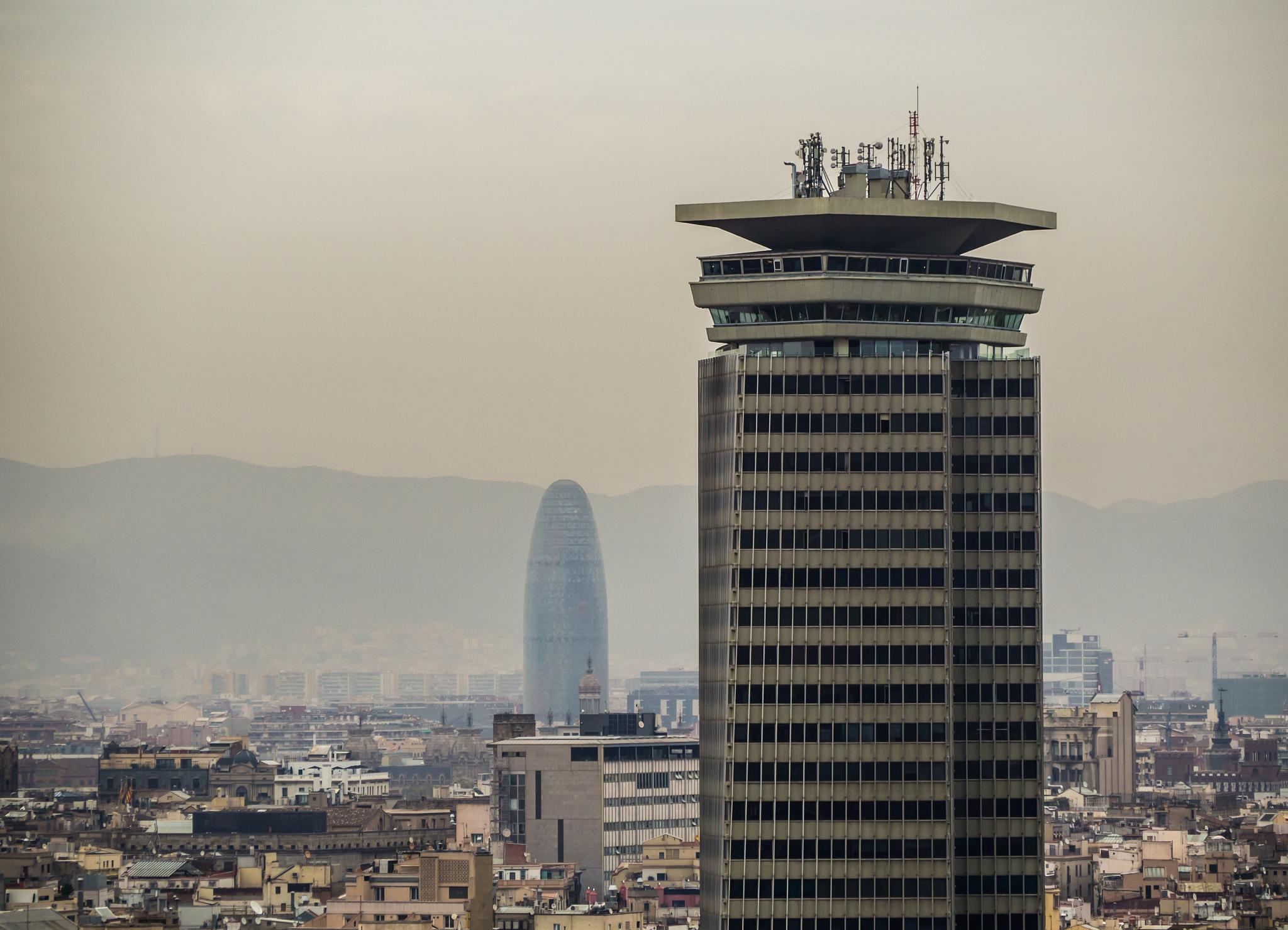 Barcelona by DavidZisky