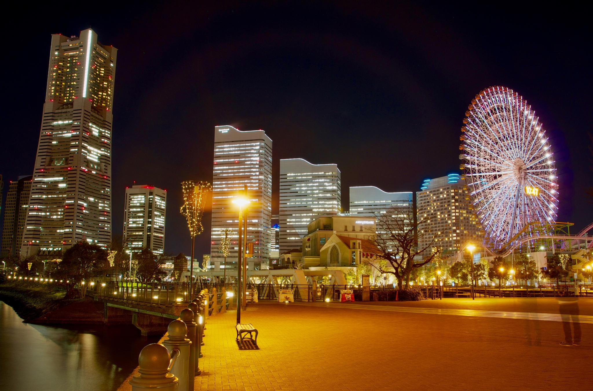 Yokohama by brunopinto08