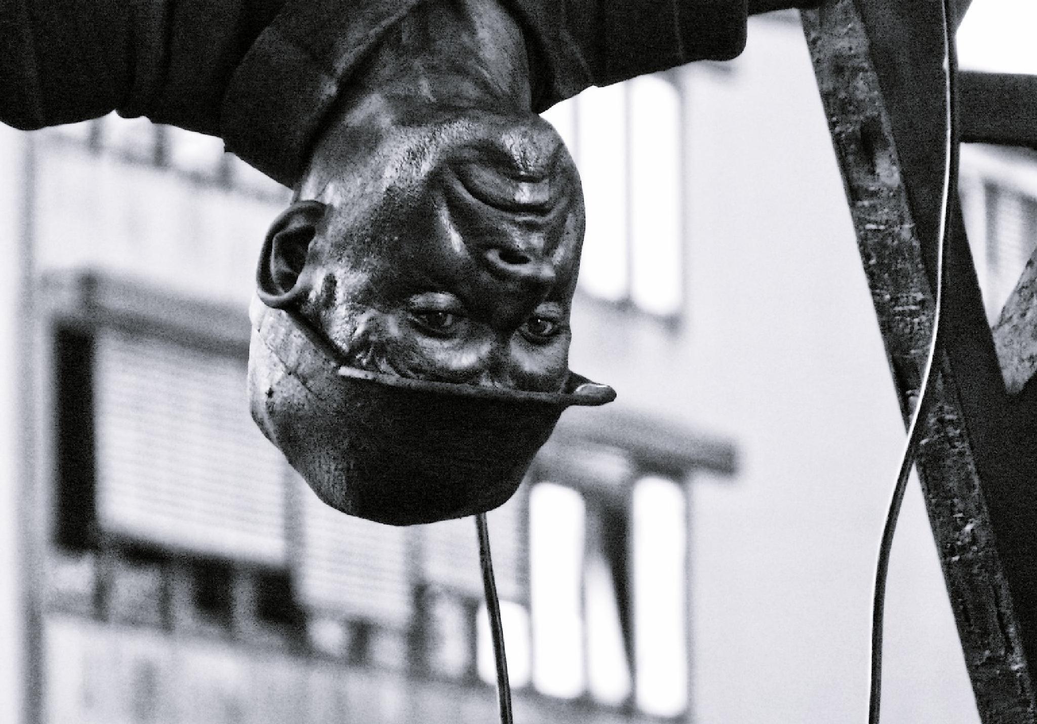 iron man down by WolfgangH