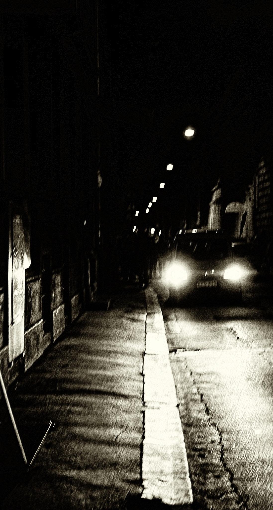 film noir by WolfgangH