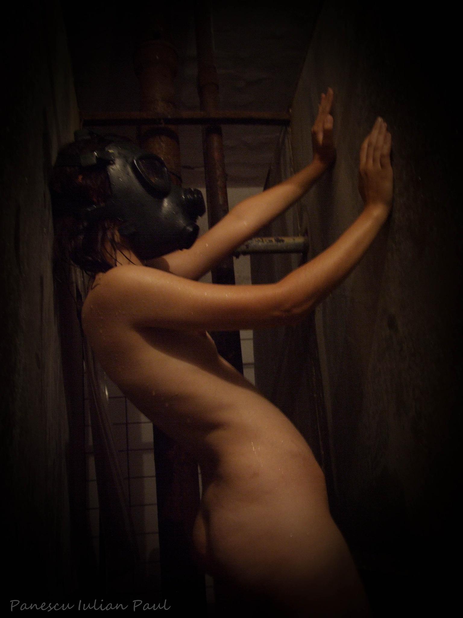 Gas mask-Concept 15 by Panescu Iulian Paul