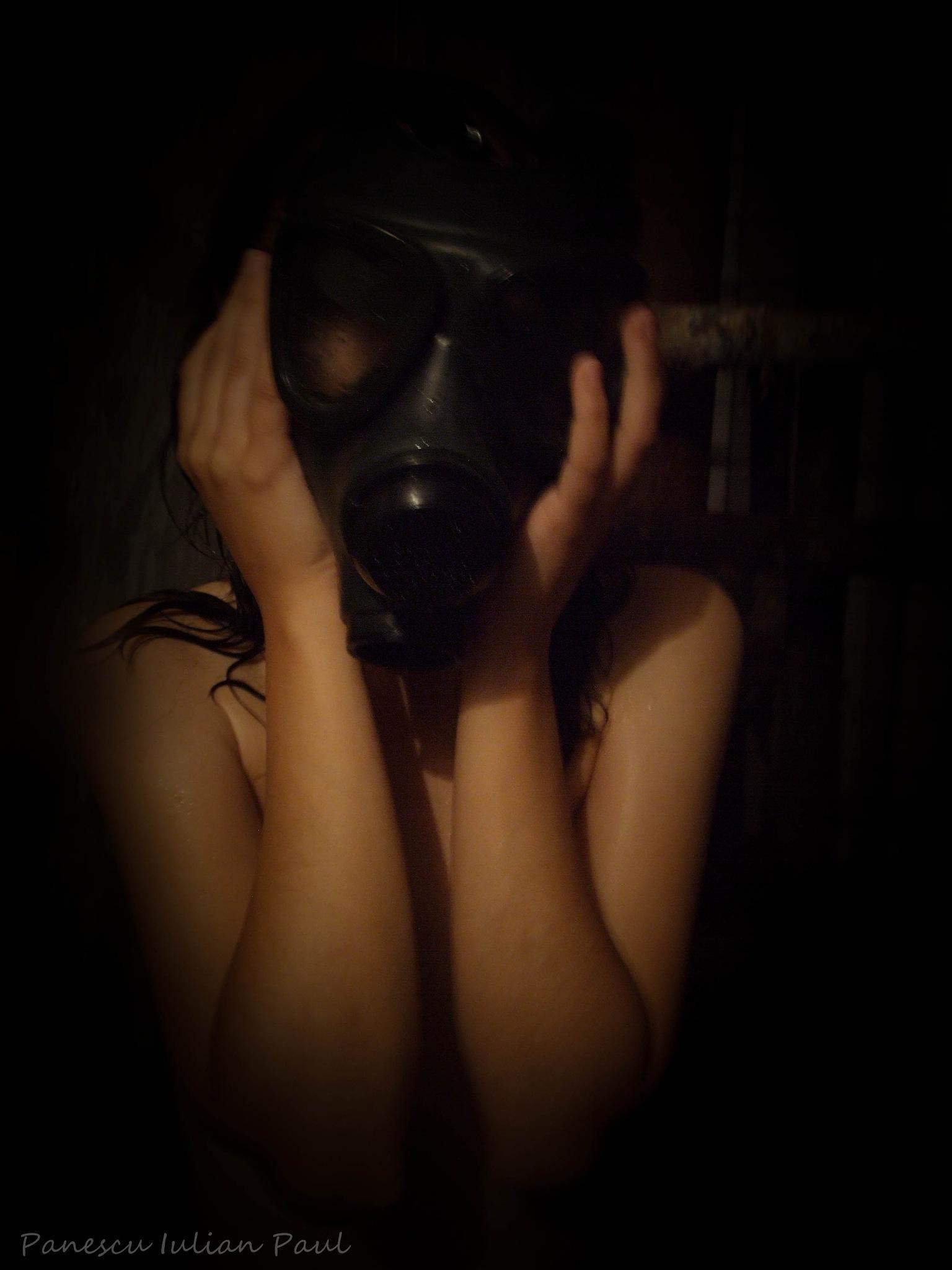Gas mask-Concept 17 by Panescu Iulian Paul