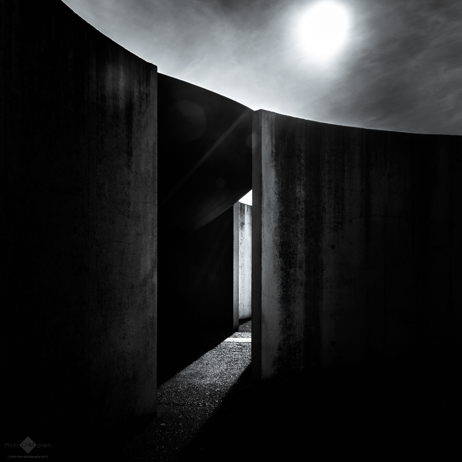 Into the light by Christian Meermann