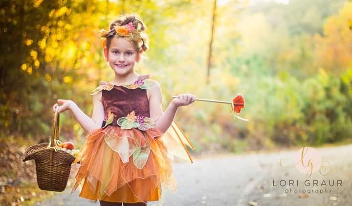 Fall Fairy by Lorigraur
