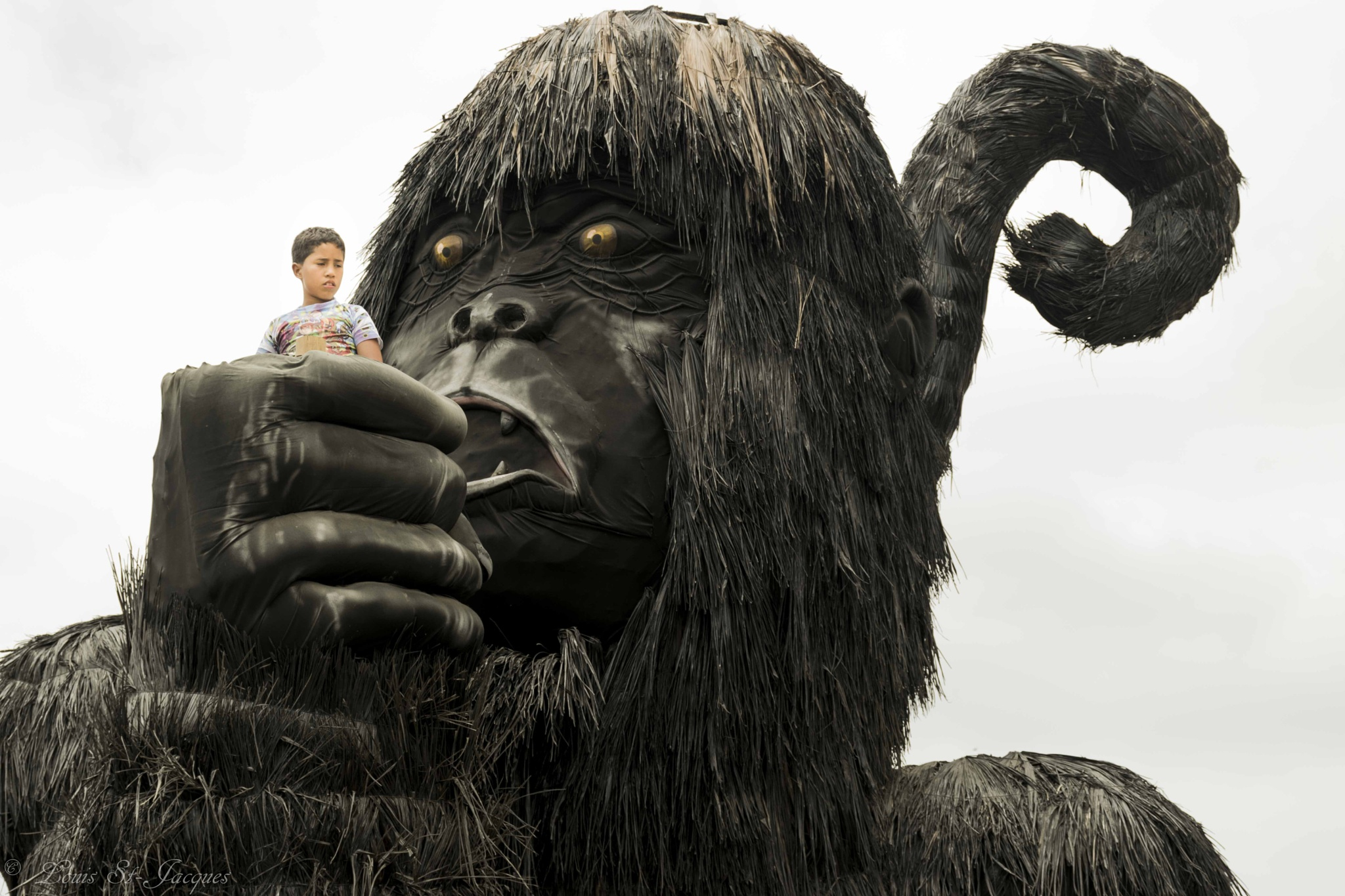 King Kong by LouisStJacques