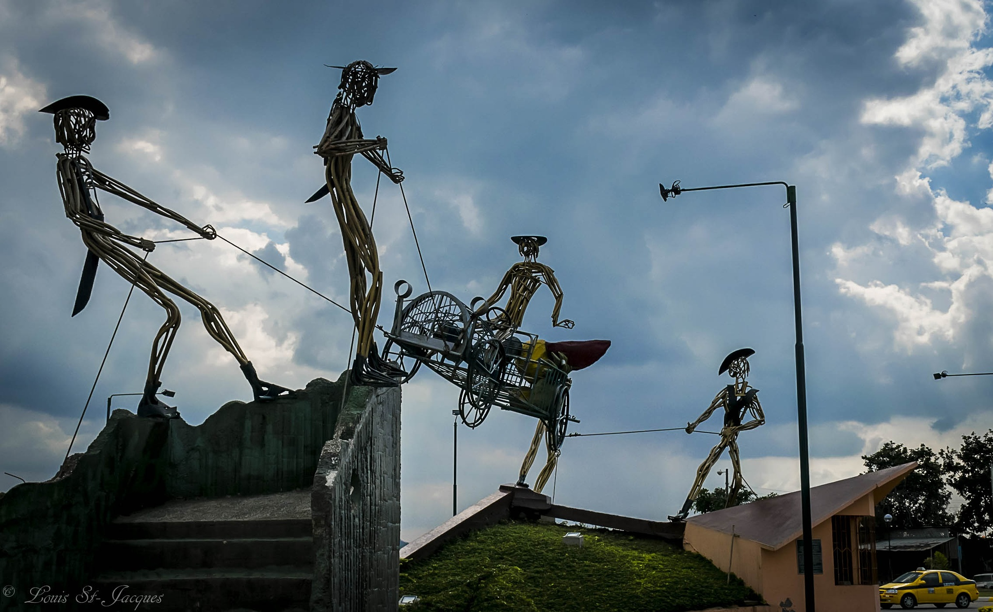 Sculpture 1 by LouisStJacques