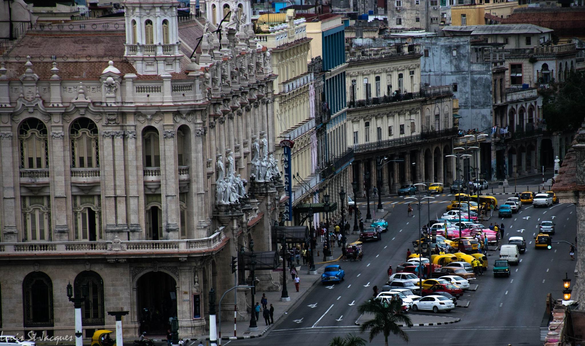 Photo in Concert #habana #street #view #cuba