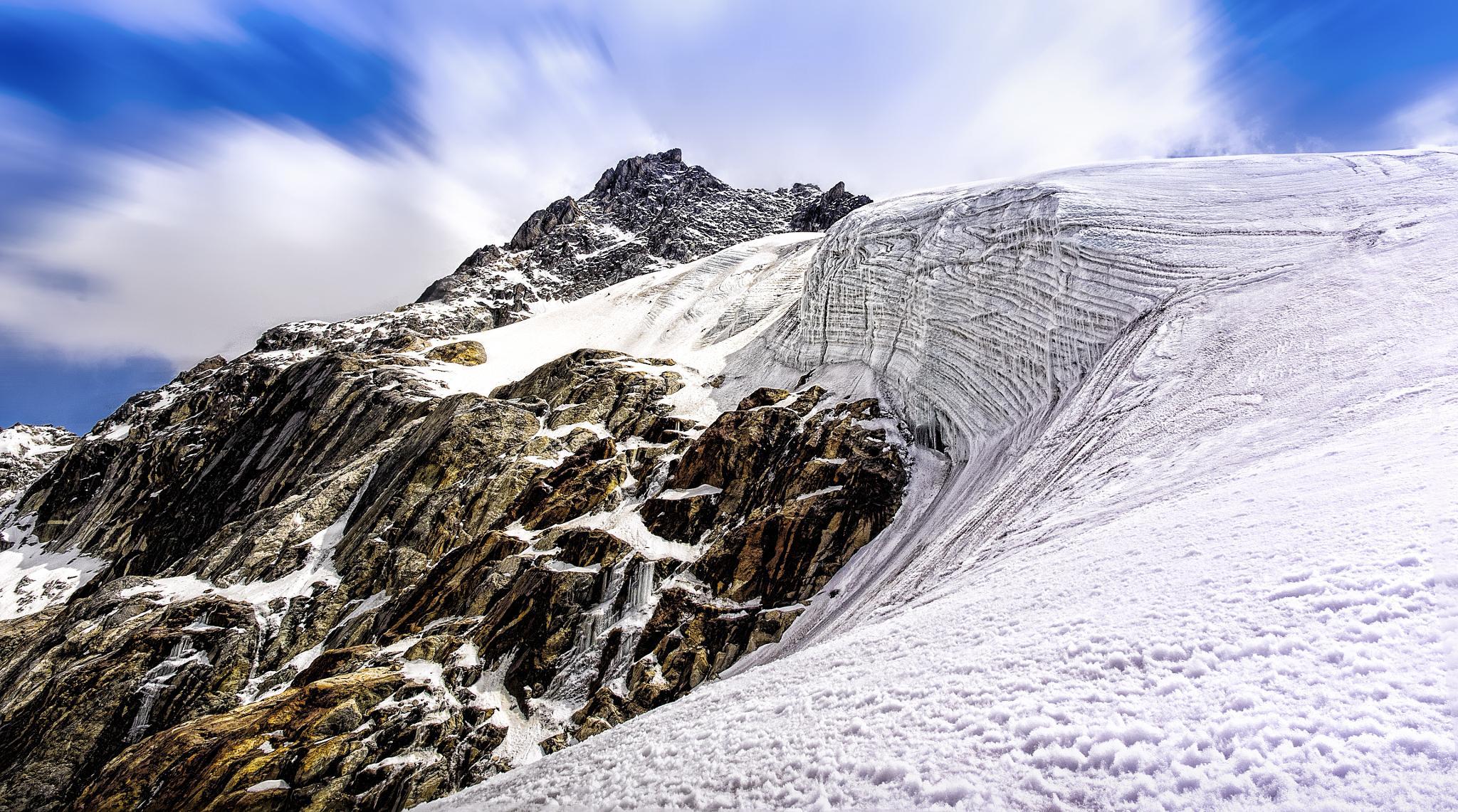 Mountain by Kok Tien Sang