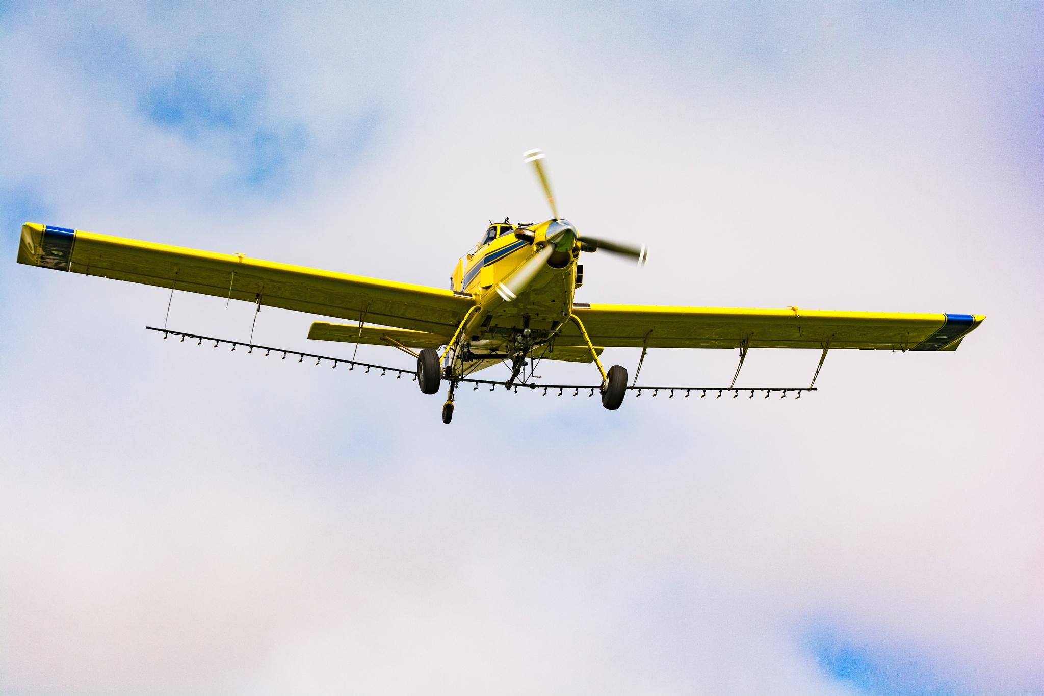 Air Tractor by Brownacres