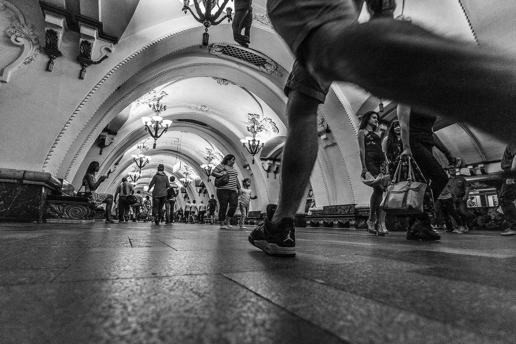 Тороплюсь! by SergeyBelyaev