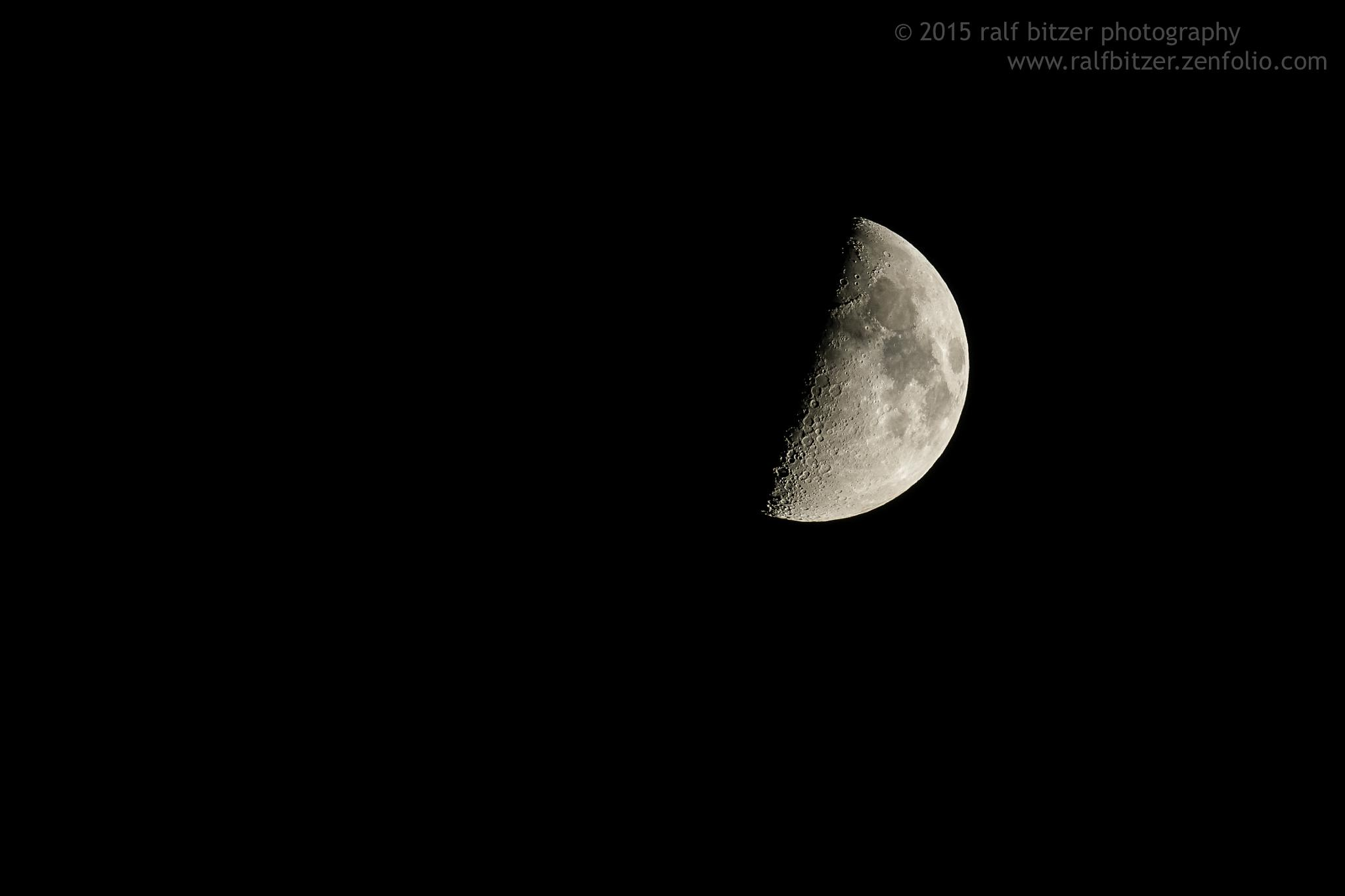Moon by Ralf Bitzer