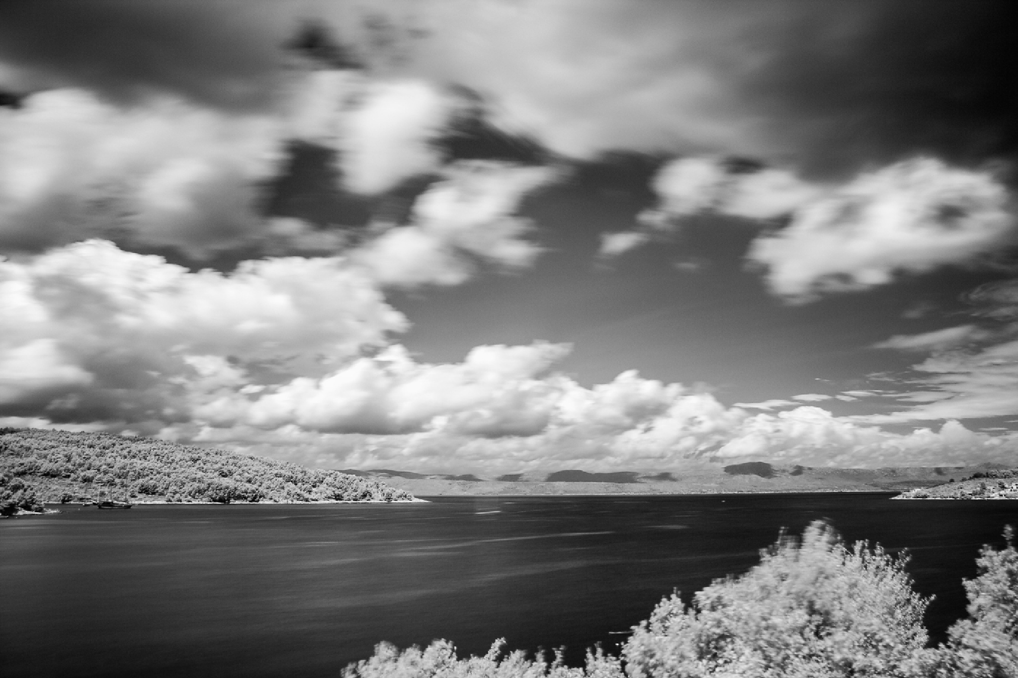 Infrared by Ivan Galic