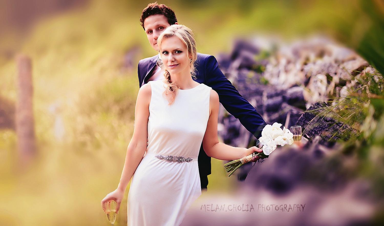 Fairy tale-wedding by Melan Cholia
