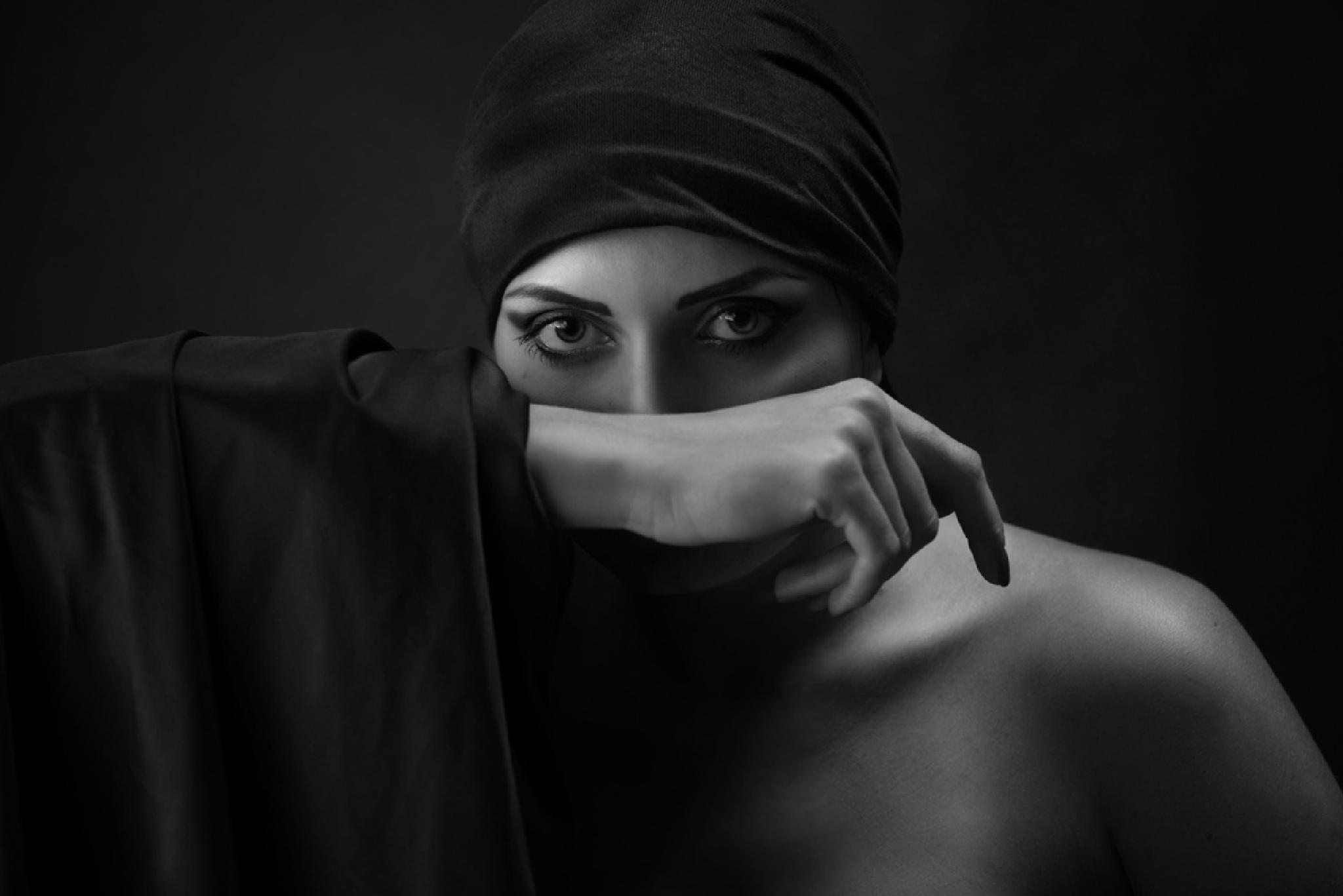 Yana by AlexandrMikheev