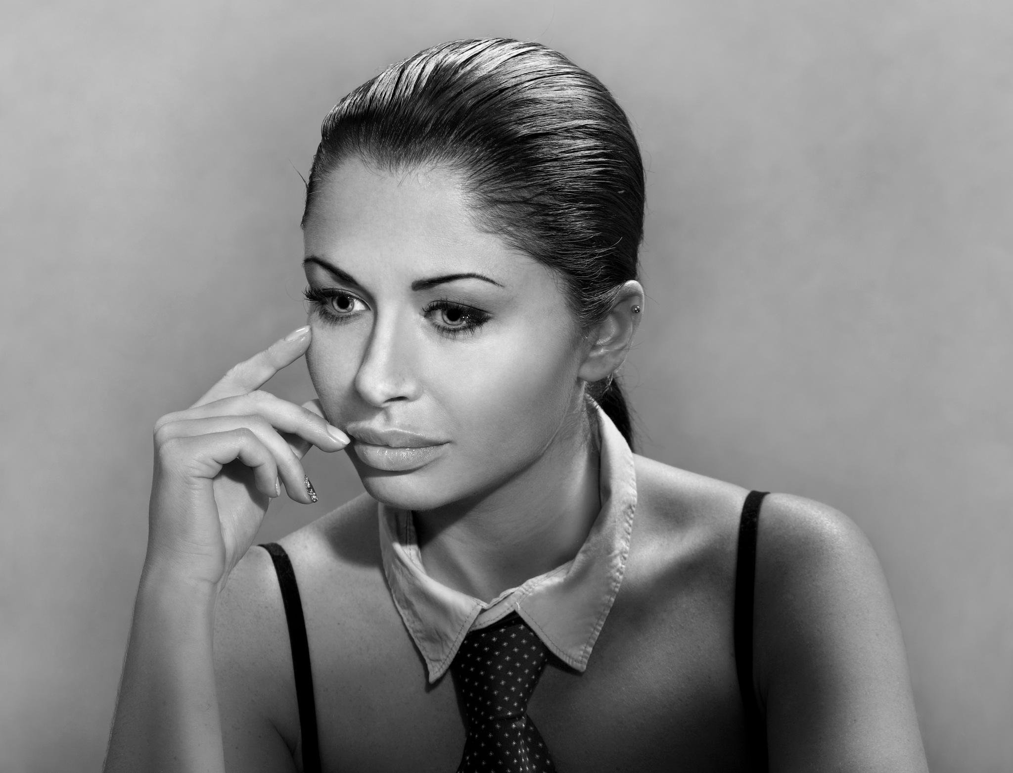 Olga by AlexandrMikheev