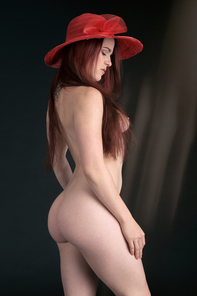 red hat by John Herm