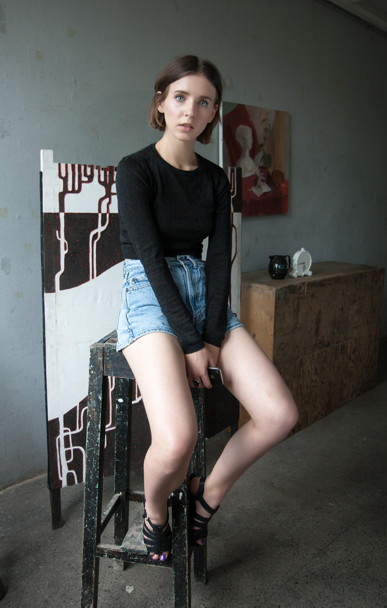 big eyes by Nastya Never