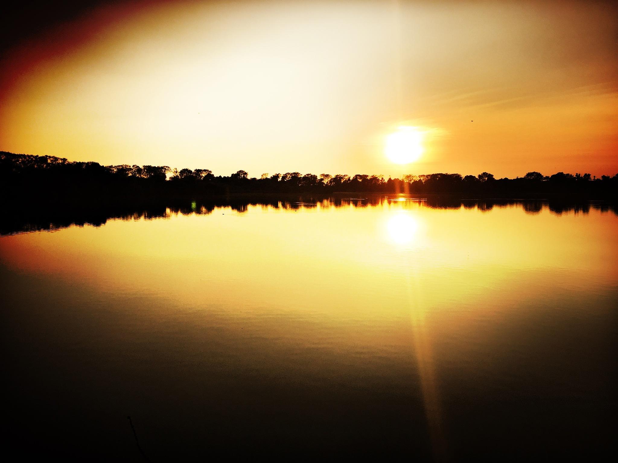 Sunset by Nik Phot