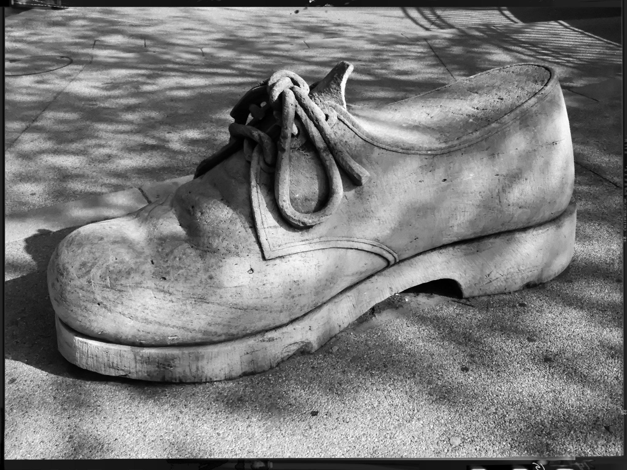 Big foot by Nik Phot