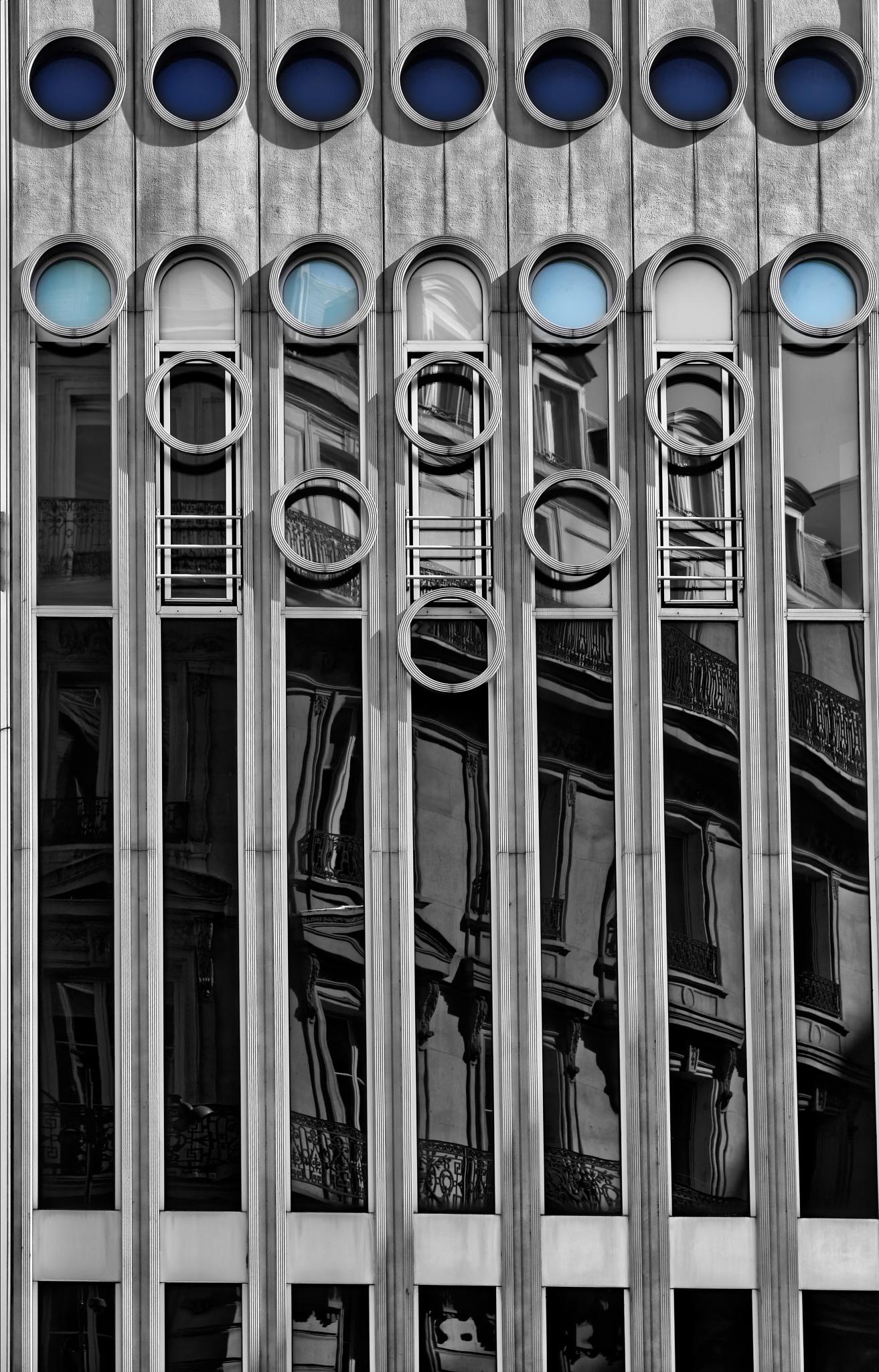 Modern & old  by Nik Phot