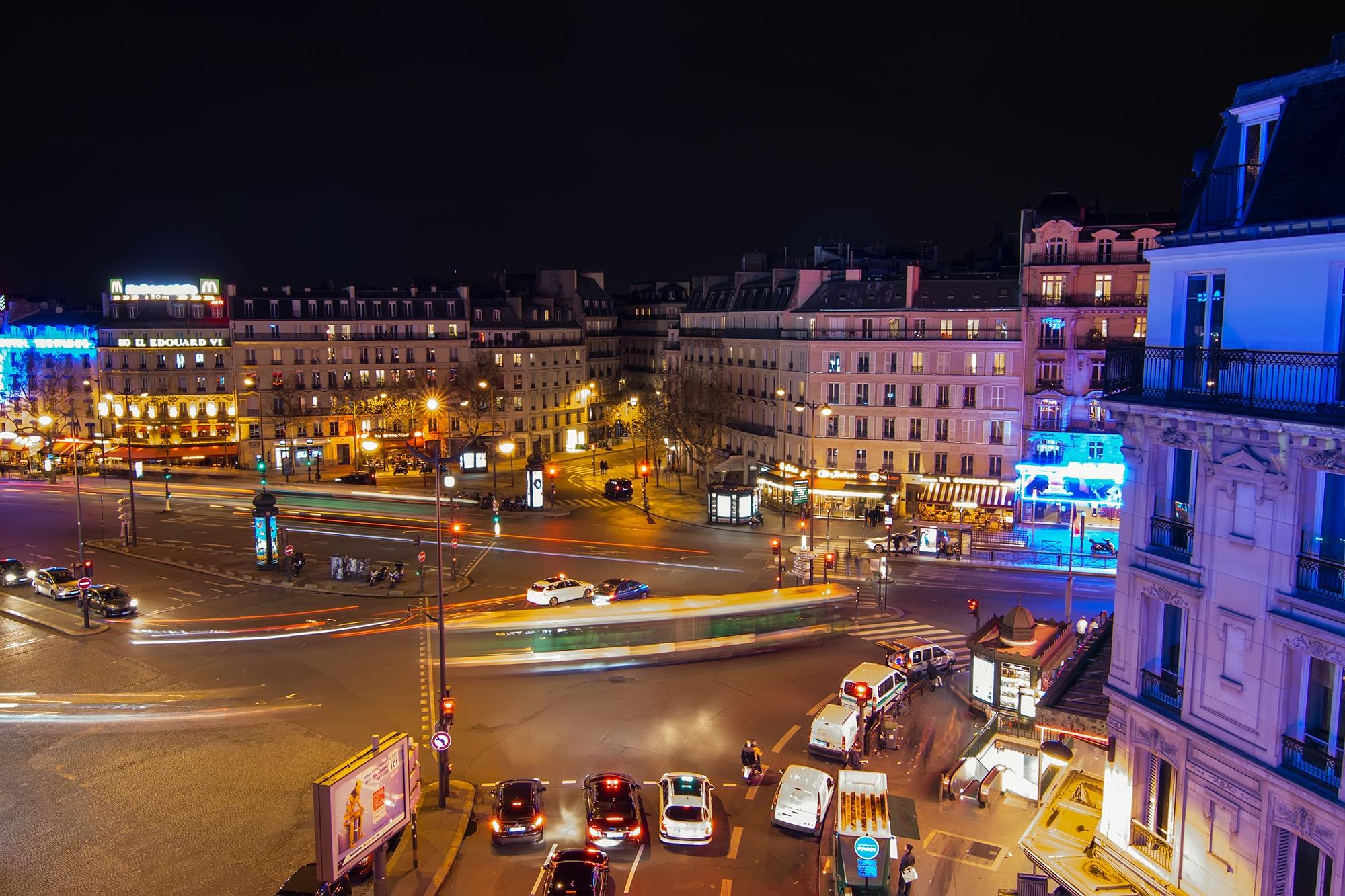 City lights by AndreyZ