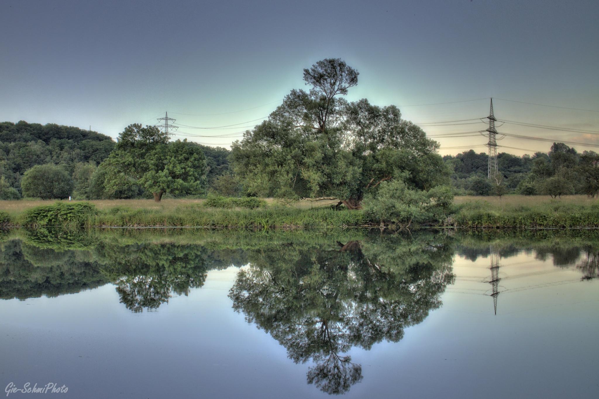 Mirror Image by Holger Gieseking - Schmidt