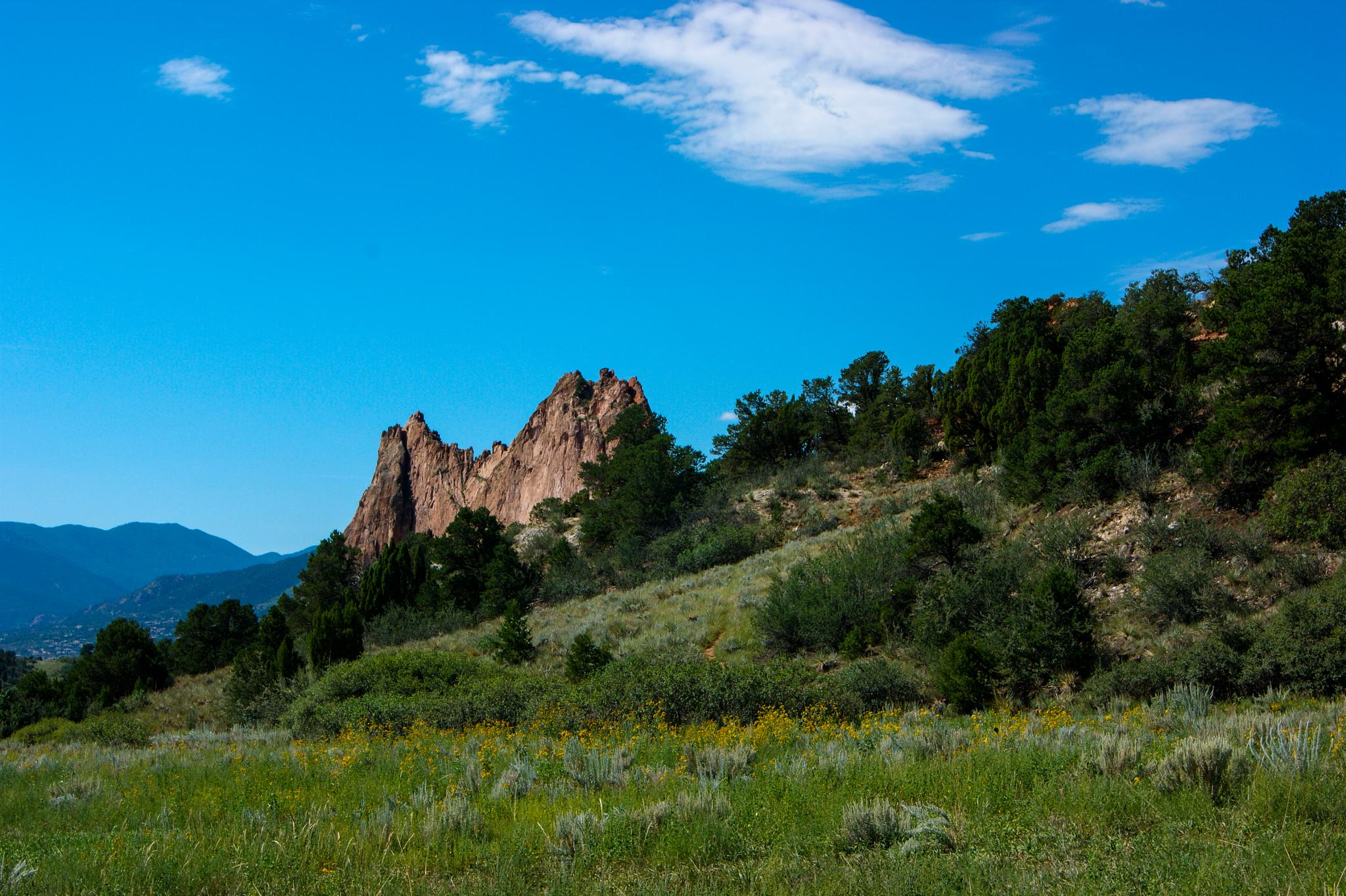 Colorado countryside by jschulzphotography