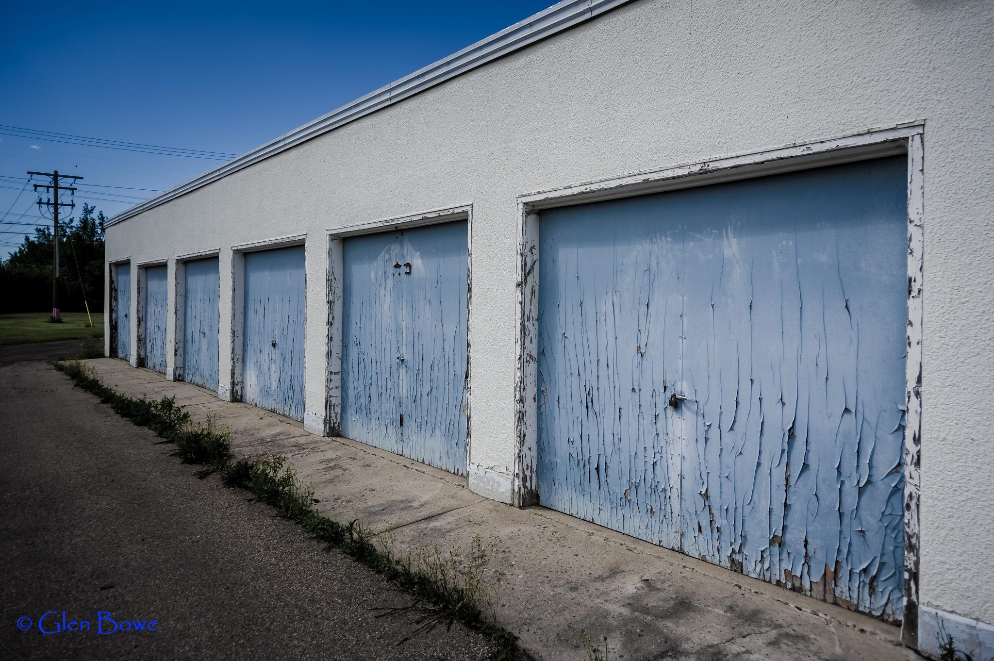 Many Doors by Glen Bowe