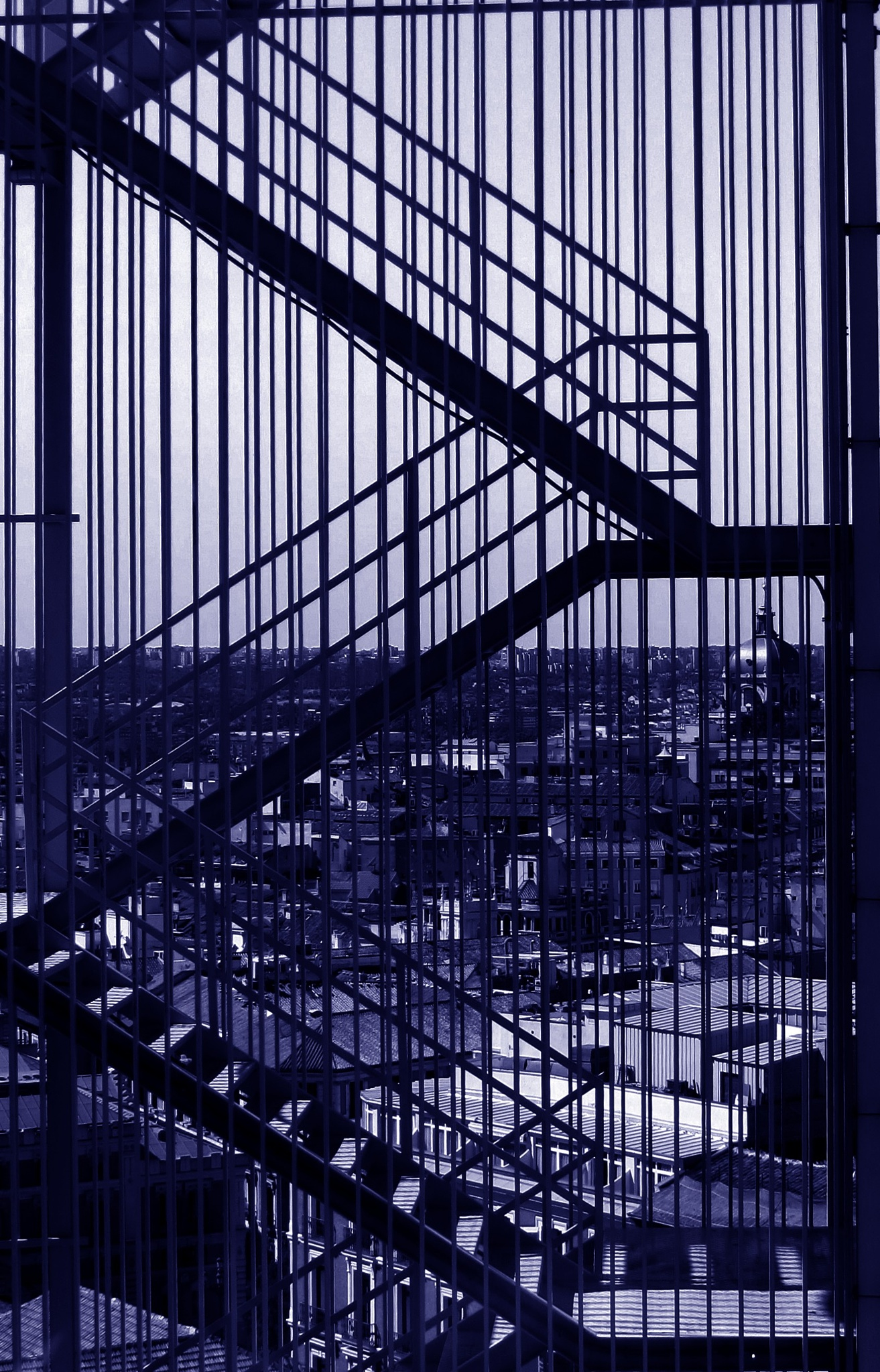 Stairs by Isabel Gonzalez Martil