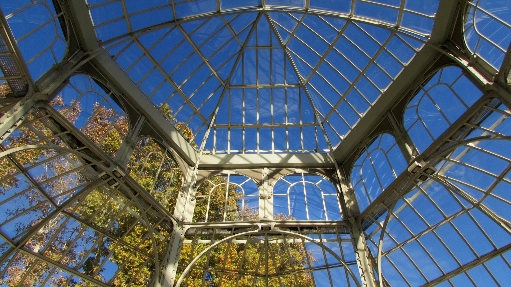 Crystal Palace by Isabel Gonzalez Martil