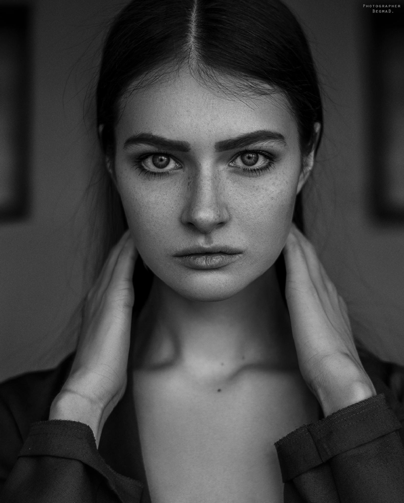 Maria by Dima Begma (Дмитрий Бегма)