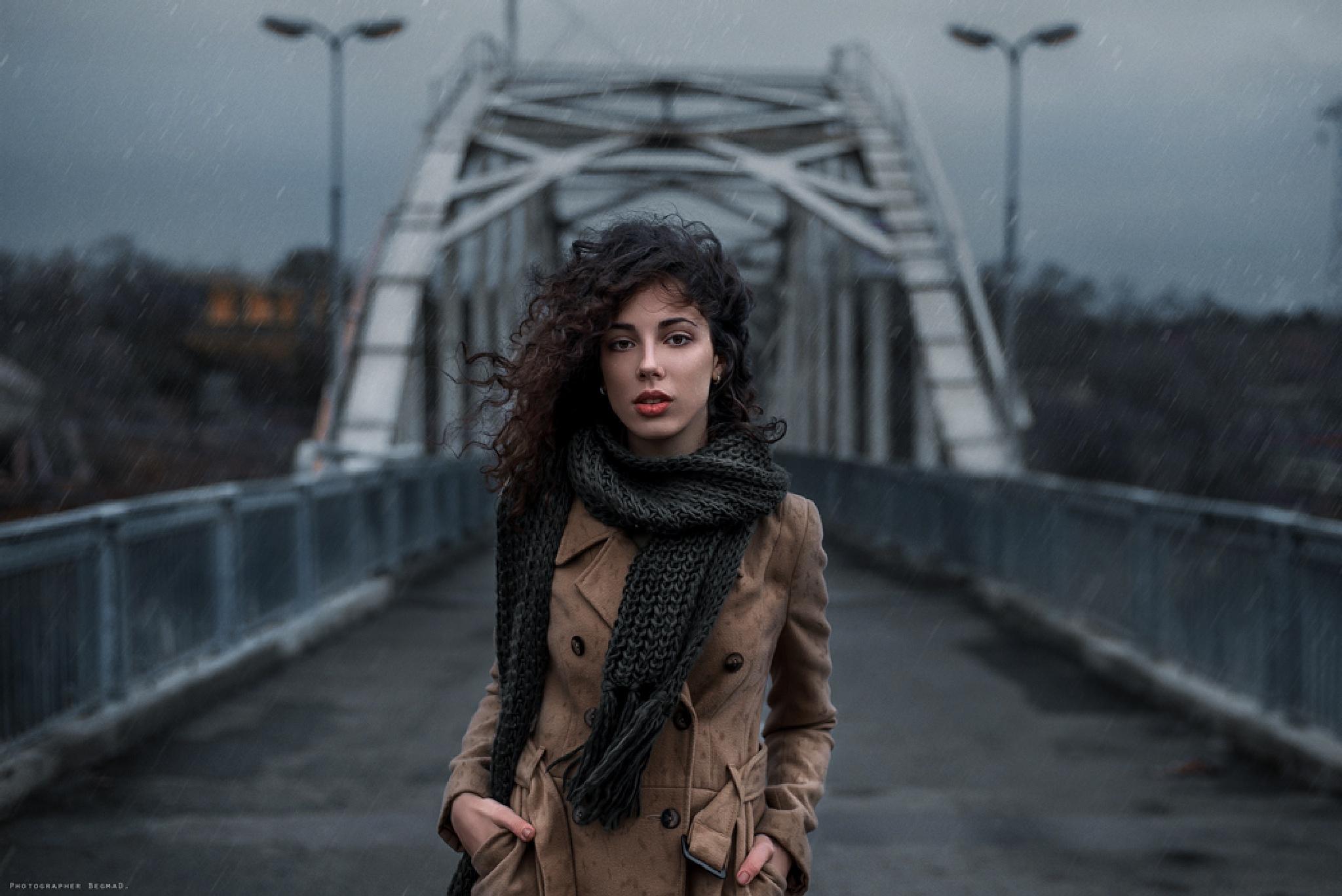 Yuliya by Dima Begma (Дмитрий Бегма)