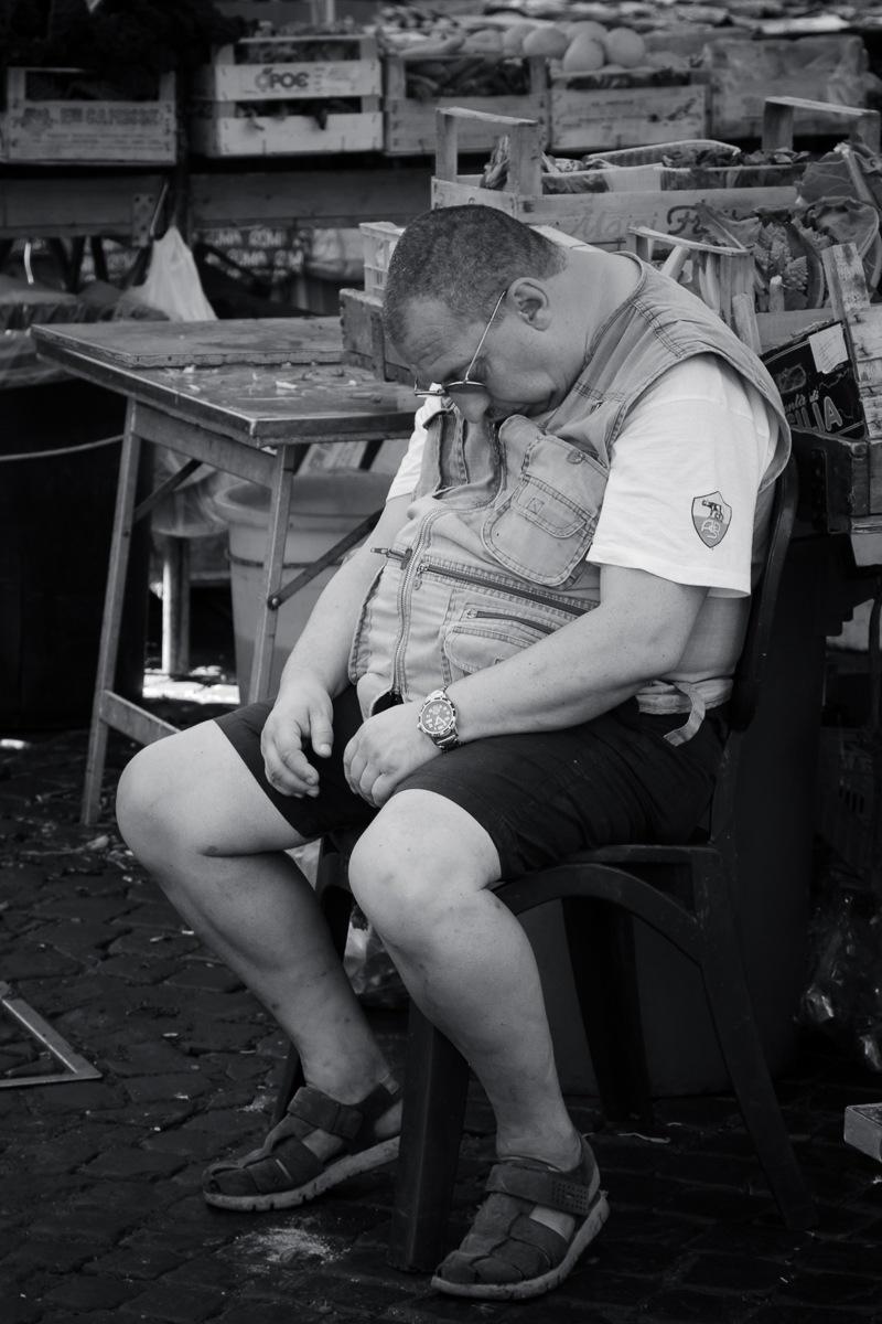 Don't worry, have a nap by Dmitriy Viktorov
