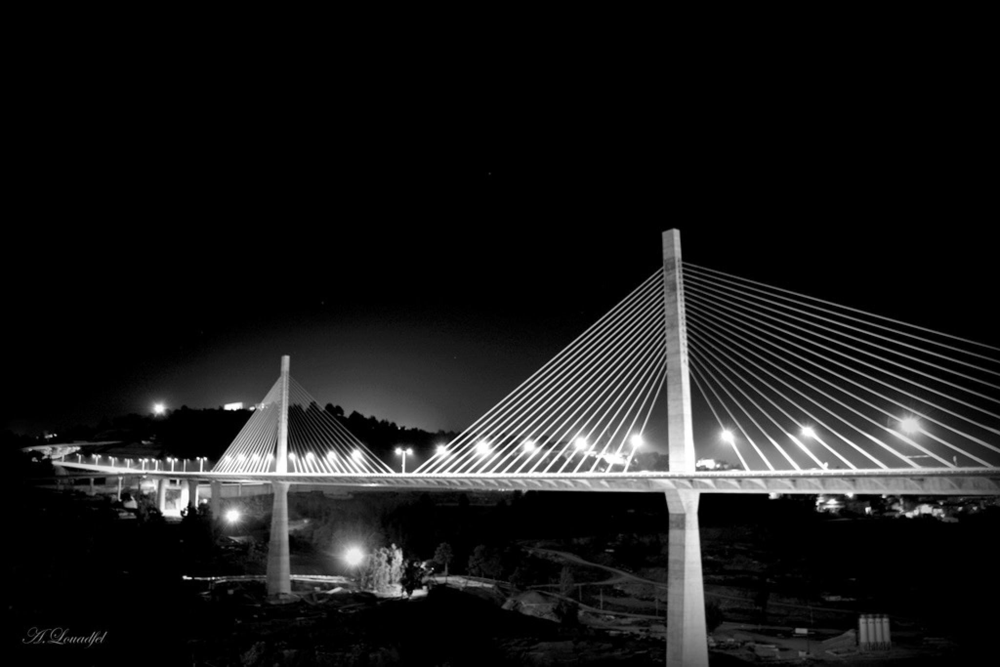 Salah Bey Bridge by A.Louadfel