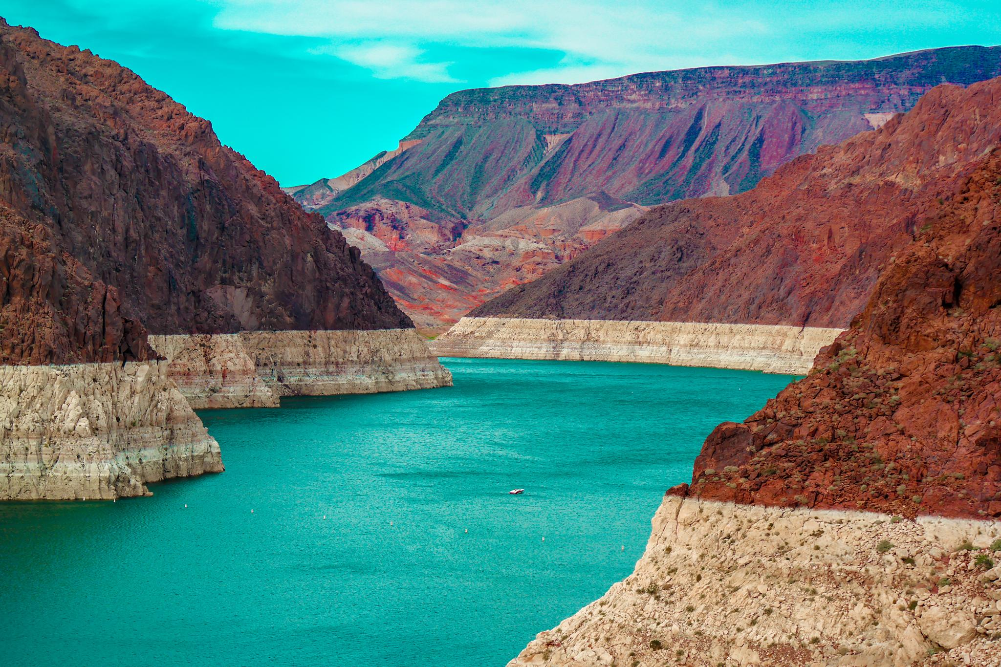 The Dam  by Kristin Hunt