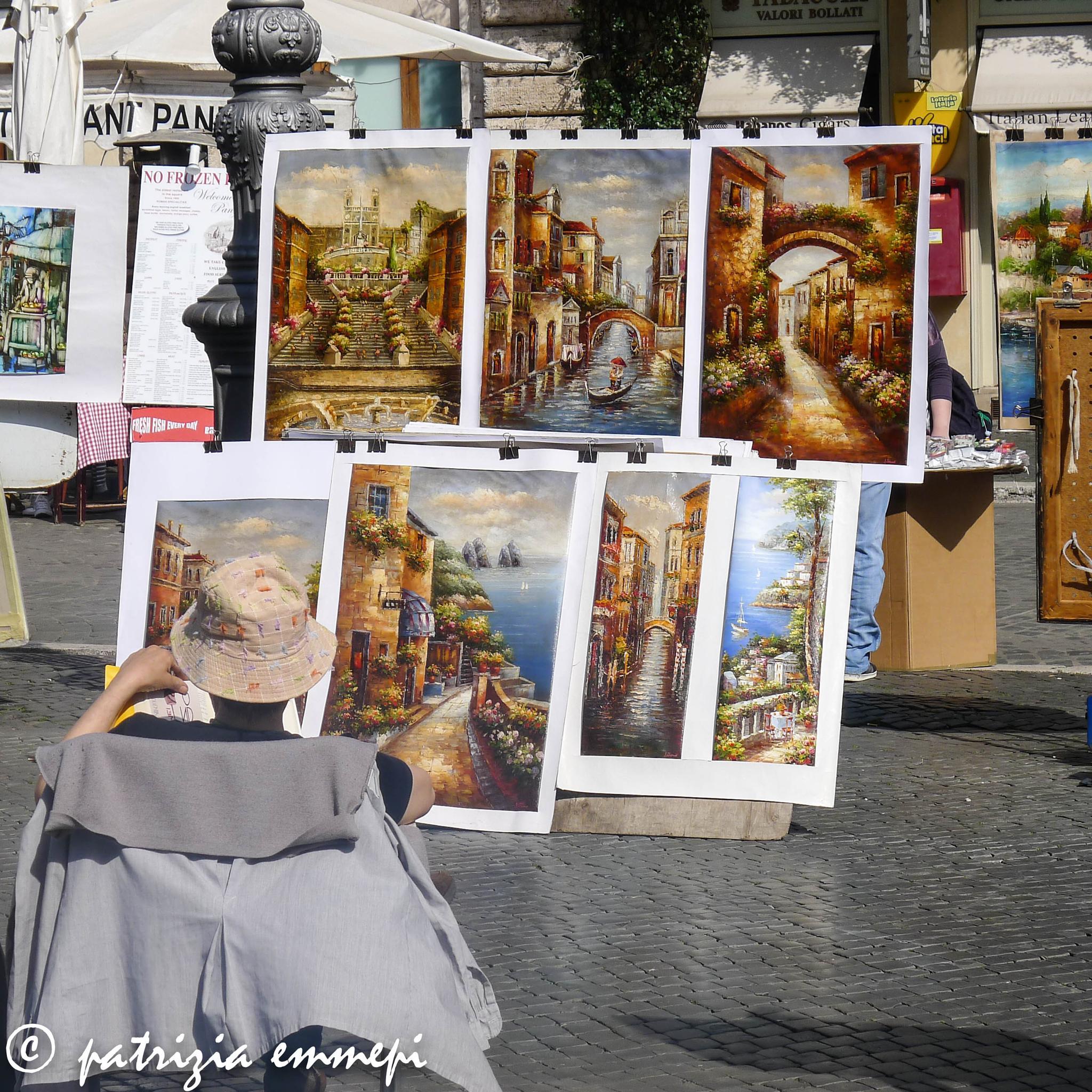 osservando l'arte by Patrizia Emmepi