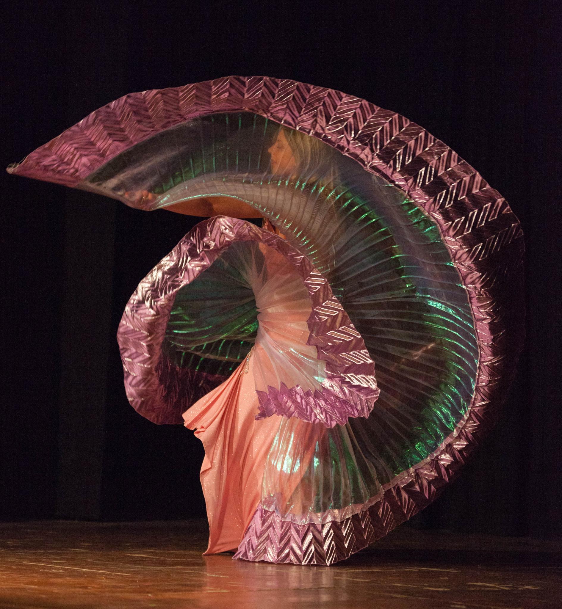 danza arcobaleno by Patrizia Emmepi
